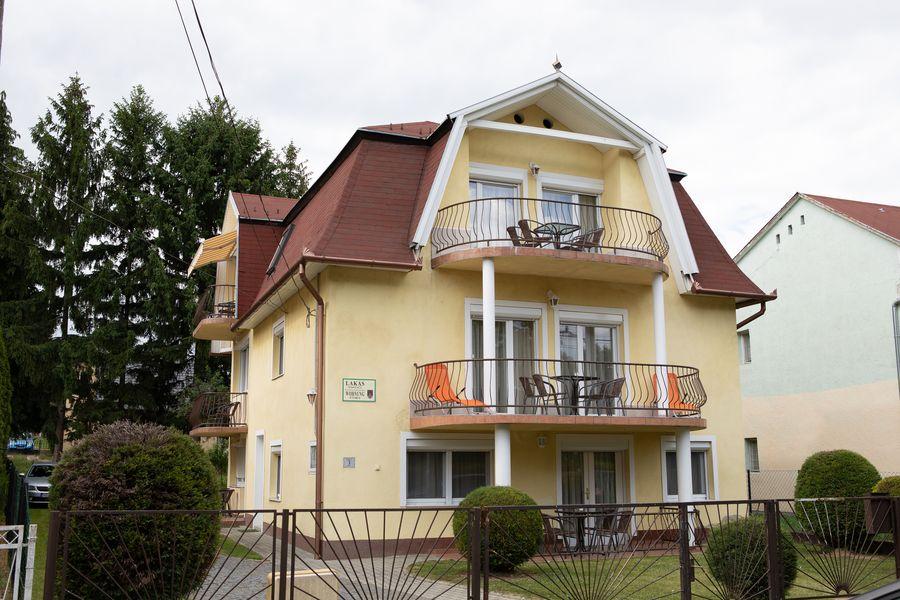Bérelje ki a teljes apartmant Zalakaros központjában - Berke Apartman