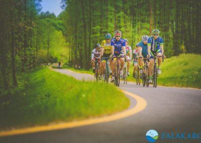 Kerékpártúrák Zalakaros